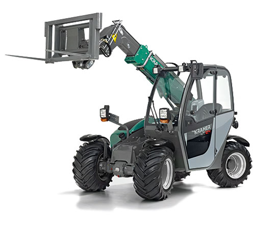 Safety Cabs for Telehandlers von Lugstein